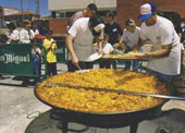 Paella in Albox