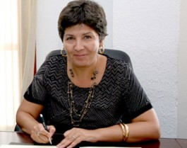 Mayor of Mojacar, Rosa María Cano Montoya
