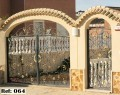 Gates, railings etc to your size, colour, design etc