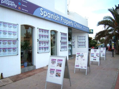Spanish Property Choice office Mojacar Playa